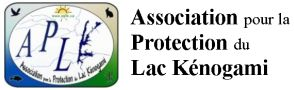 Association pour la protection du Lac Kénogami Logo